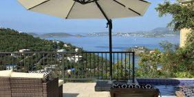 Paradise Found Villa St John vacation rental
