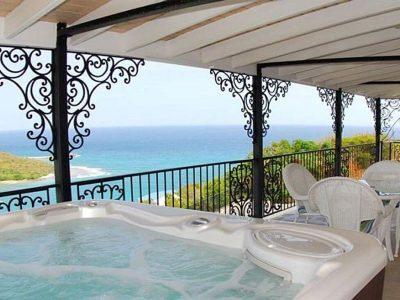 Christy Ann villa St John vacation rental
