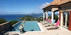 Villa Rapture Virgin Grand Estates St John vacation rental