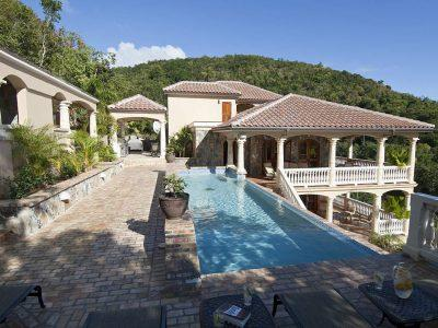 Villa Darcini St John vacation rental