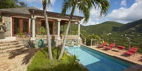 Cara Mia Villa St John vacation rental
