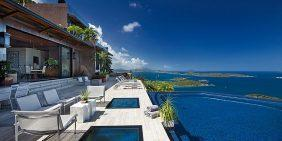 Estate Solenborg St John luxury villa rental