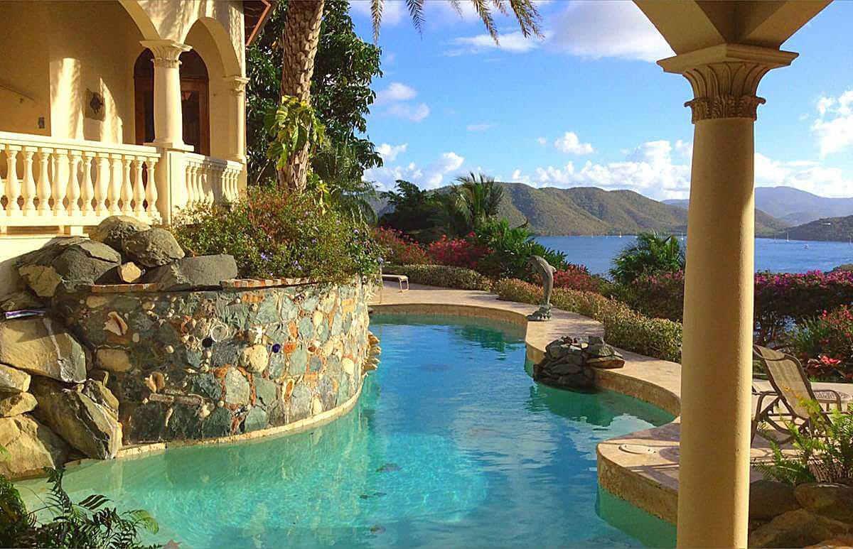 Villa La Susa St John Vacation Rentals