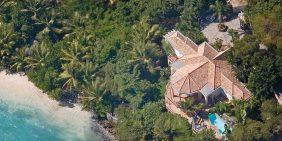 2B Peter Bay Beach House, St John beachfront vacation rental