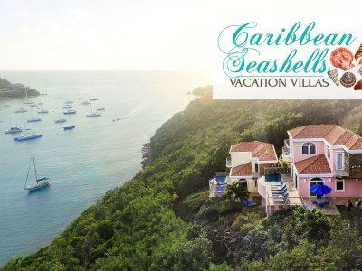 Pink Conch Villa, St John vacation rental