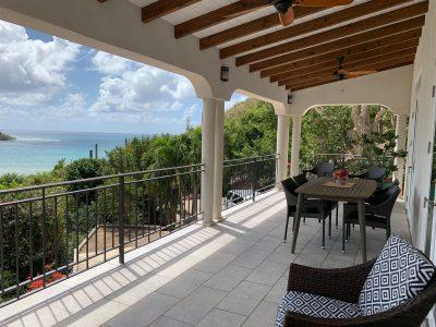 Montana by the Sea Villa St John US Virgin Islands vacation rental