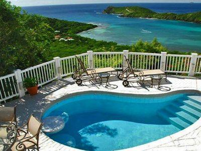 Unicorn Villa, St John vacation rental
