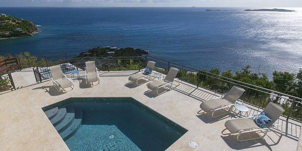 Argonauta Villa, St John vacation rental