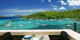 Buena Vida at Grande Bay Resort penthouse view