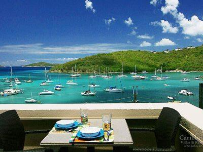 Buena Vida at Grande Bay Resort penthouse view