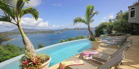 Solemare Villa St John US Virgin Islands