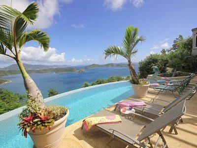 Solemare Villa St John US Virgin Islands