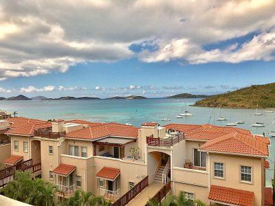 Ocean View at Grande Bay Resort, Cruz Bay, St John, US Virgin Islands