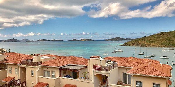 Ocean View at Grande Bay Resort, Cruz Bay, St John, US Virgin Islands