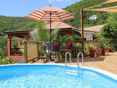 Carmel by the Sea villa, St John, USVI vacation rental