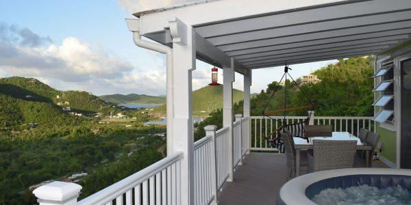 Lime Time Cottage, Coral Bay, St john vacation rental