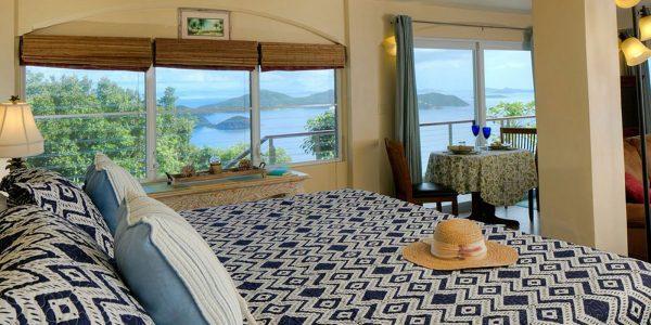 Joy of Life Villa - Sunset Sweet bedroom ocean view