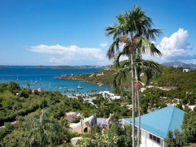 Hawksbill Villa vacation rental St John USVI ocean view
