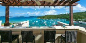 Sea Kisses Penthouse at Grande Bay Resort, St John, US Virgin Islands