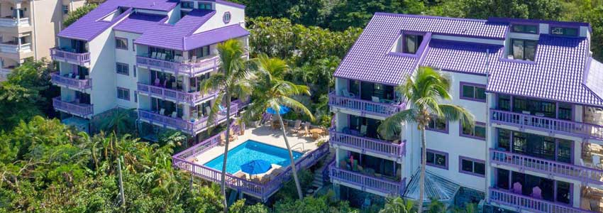 Lavender Hill, Cruz Bay, St John, US Virgin Islands