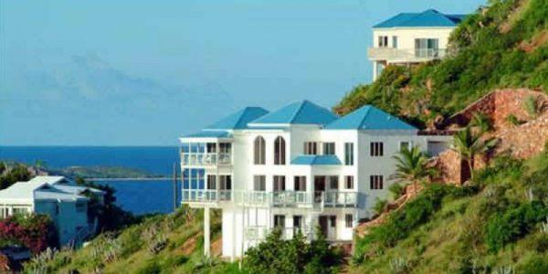St John rental villa Oceanport - US Virgin Islands
